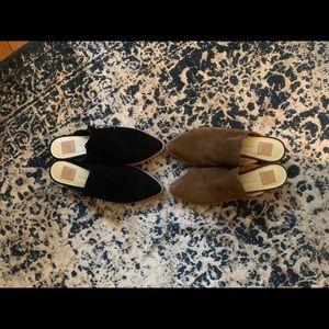 Two pairs Dolce Vita Sasha Mules